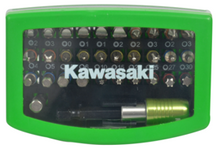 Load image into Gallery viewer, Kawasaki  K-32pcs 32pcs bit set - MATRIX Australia