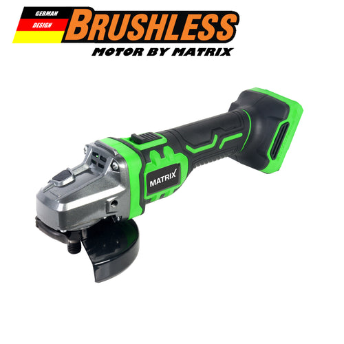 20V X-ONE Brushless Angle Grinder - MATRIX Australia