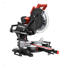 "Load image into Gallery viewer, 305MM 12"" Sliding Compound Mitre Saw - MATRIX Australia"