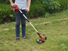 Load image into Gallery viewer, 20v X-ONE Cordless Grass Trimmer Kit (incl Battery & Charger) - MATRIX Australia