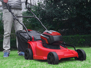 2x20V X-ONE Cordless Lawn Mower - MATRIX Australia