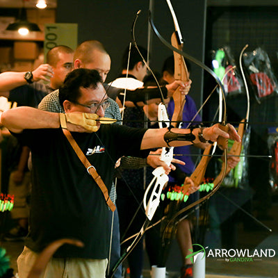 20% OFF! P100 Arrowland Archery Gift Certificate