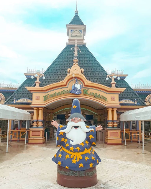 20% Off Enchanted Kingdom Regular Day Pass