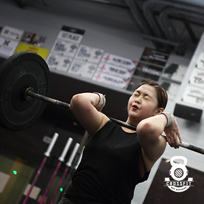 Buy 1 Take 1: Experienced CrossFitters 3-session class
