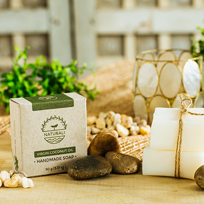 10% OFF Naturali Virgin Coconut Oil Soap