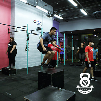 Crossfit MOA - 50 Class Pass (Shareable)