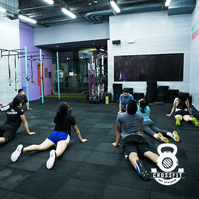 33% OFF CrossFit Bay Mariners - 30 days UNLI FuncFit Classes RAINY DAY PROMO