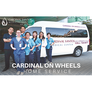 20% Off on ALL Cardinal Santos Hospital Services
