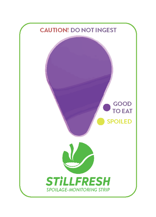 StillFresh Spoilage Monitoring Device*
