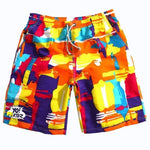 Yo! Favorite Board Shorts/ Swimming Trunks