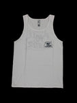 White Community Tank Top