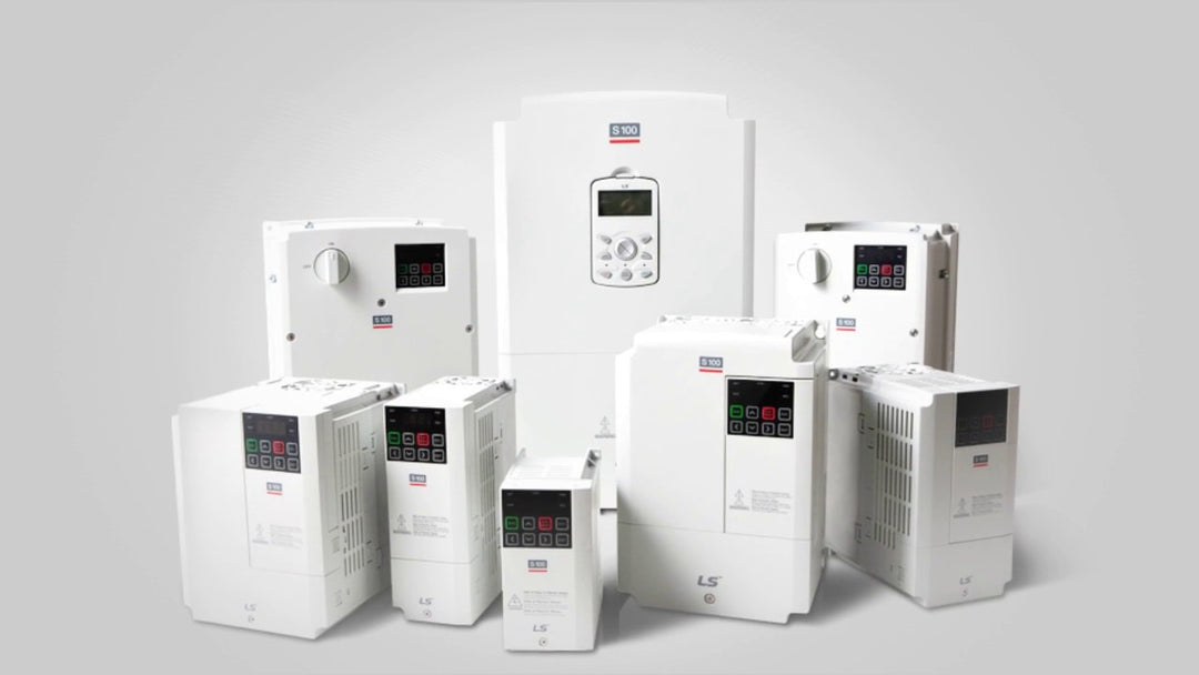 Properly sizing your Variable Frequency Drive (VFD)