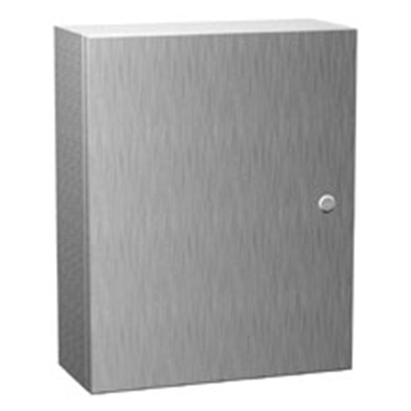 Eclipse Series Hammond MFG Stainless Steel Enclosure