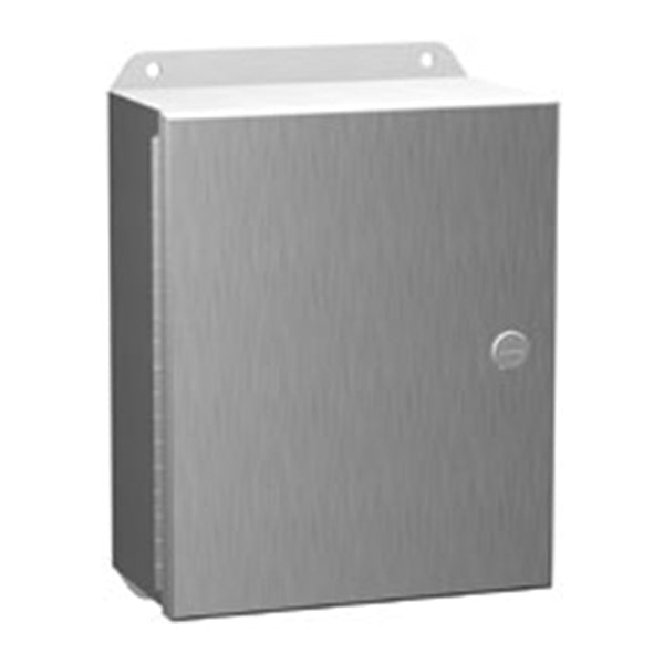 Eclipse Junior Series Hammond MFG Stainless Steel Enclosure