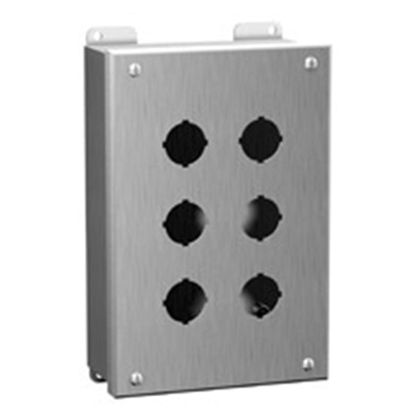 1435 SS Series Hammond MFG Stainless Steel Enclosure