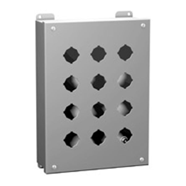 1435 Series Hammond MFG Painted Steel Enclosures