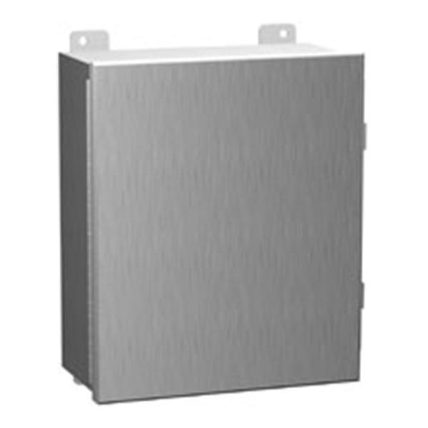 1414-N4 Series Hammond MFG Stainless Steel Enclosure