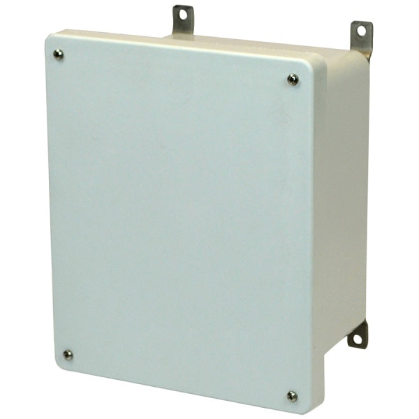 Empire Series Fiberglass Enclosure Lift-Off Screw Opaque Cover