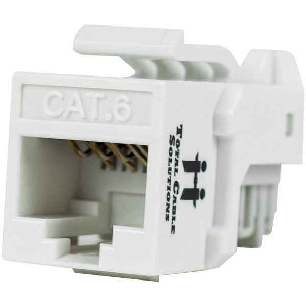 CAT6 Keystone Jack (bag of 25)