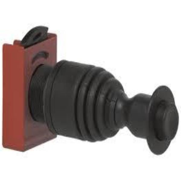 IP69K Rated 22mm Joystick- 2-Position And 4-Position Non-Illuminated Momentary