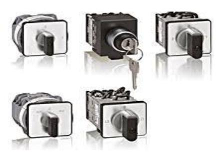 PR ONE Selector Switch / 4-Way Switches With Off