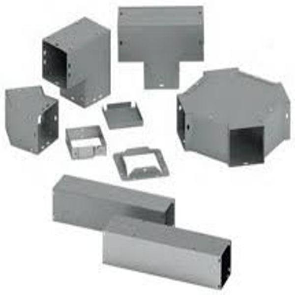 Hammond 1485 Series - 8x8 Wire way Accessories