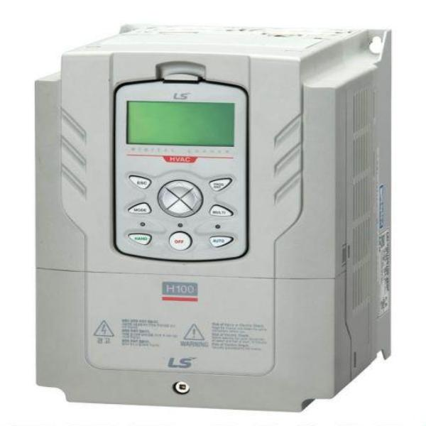 AC Drive, 380-480VAC, 3 Phase, 2.5A, EMC Filter, Includes LCD Keypad