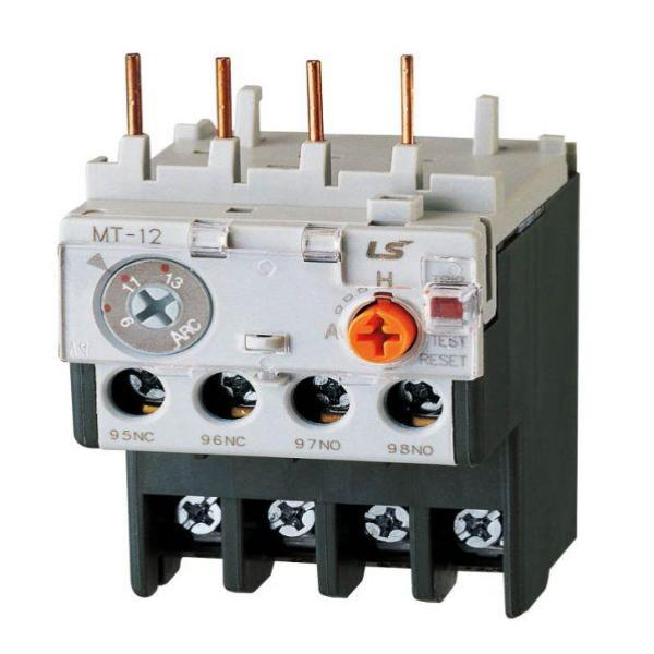 Overload Relay, MT-12 1.3A 3D, Class 20, Screw Terminals