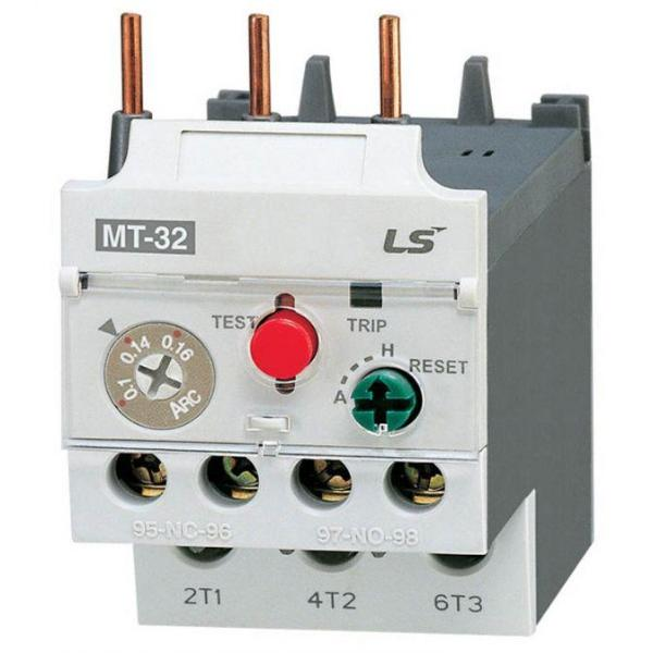 Overload Relay, MT-32 5A 3D, Class 20, Screw Terminals