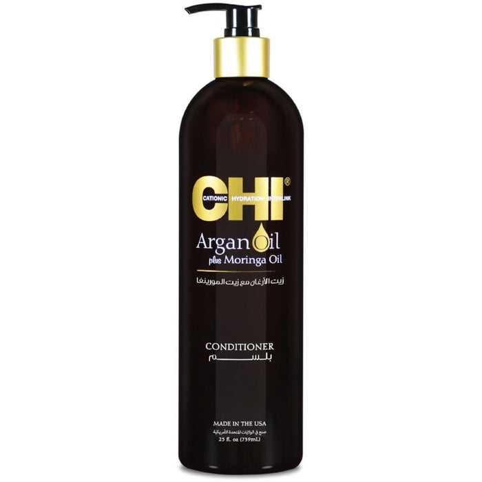 CHI Argan Oil Conditioner - (739 ml) - CHI