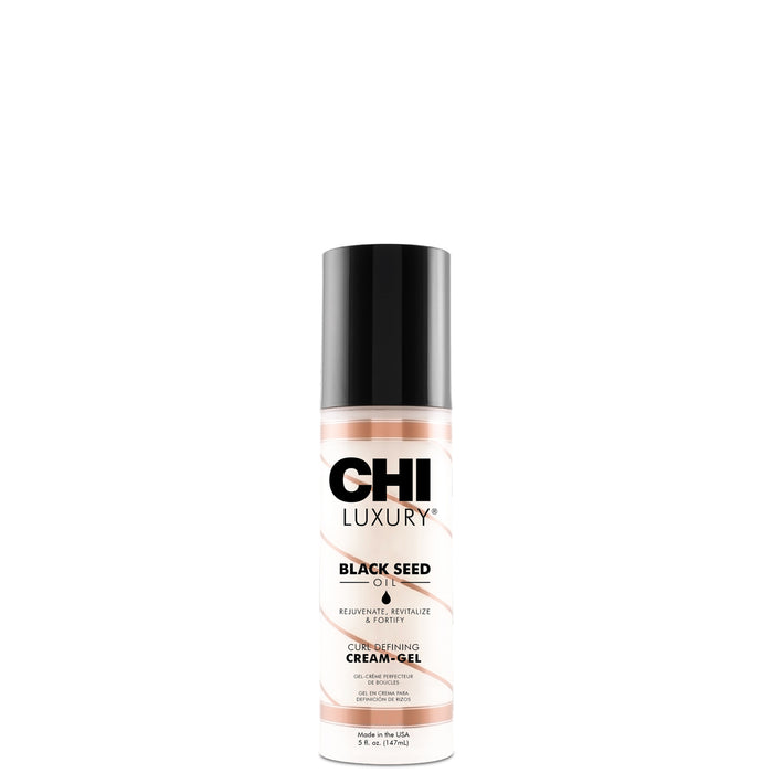 CHI Luxury Black seed Oil curl Defining  Cream - Gel - (148 ml) - CHI