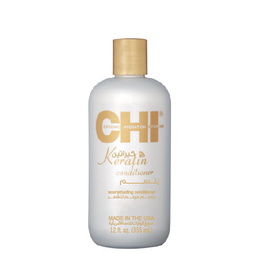CHI Keratin Reconstructing Conditioner - (355 ml) - CHI