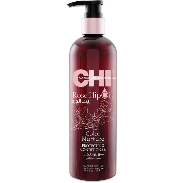 CHI Rose Hip Oil Conditioner - (340 ml) - CHI
