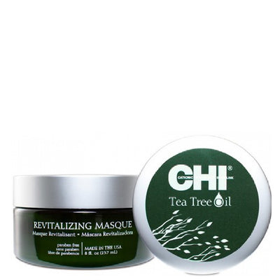 CHI Tea Tree Oil Revitalizing Masque - (237 ml) - CHI