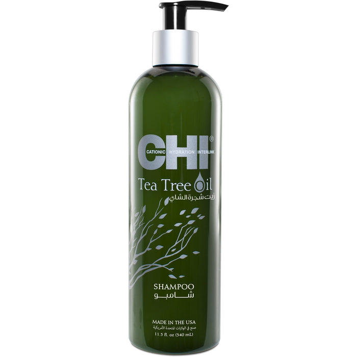 CHI Tea Tree Oil Shampoo - (340 ml) - CHI