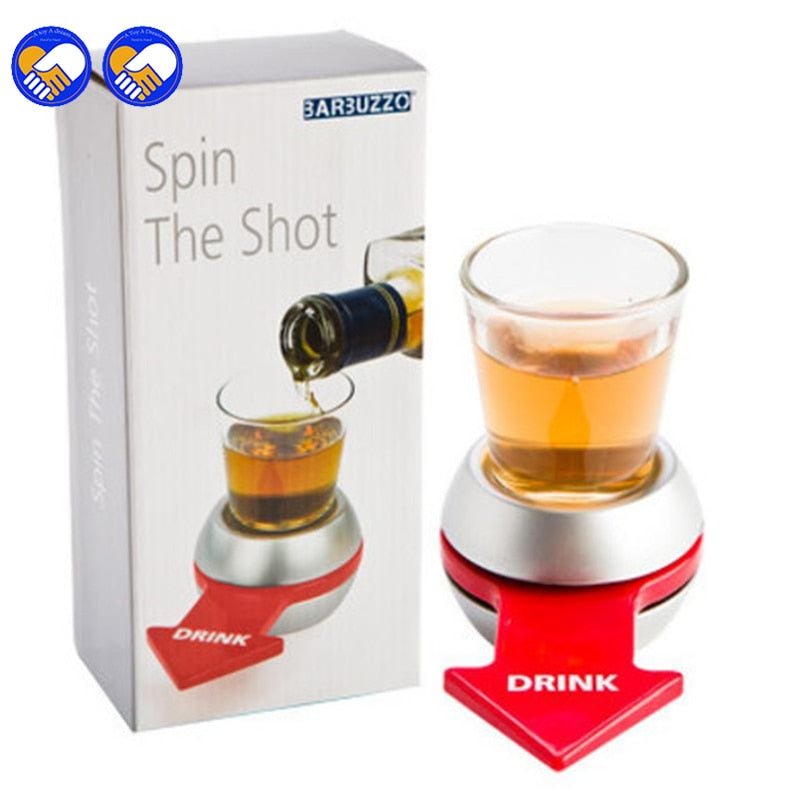 Spin the Shot Drinking Game