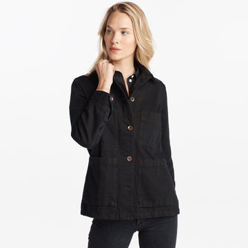 Abbot Denim Chore Jacket