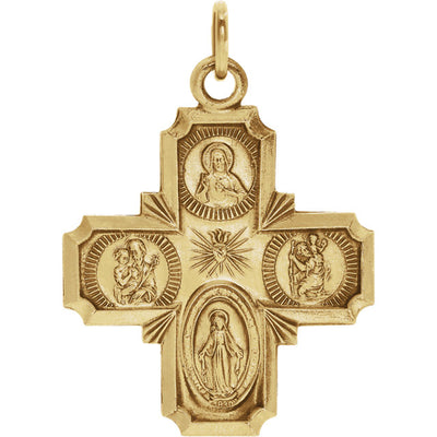 Four-Way Cross Medal