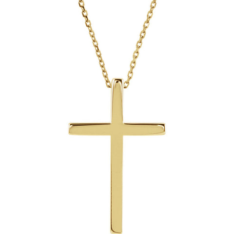 Cross Necklace or Pendant