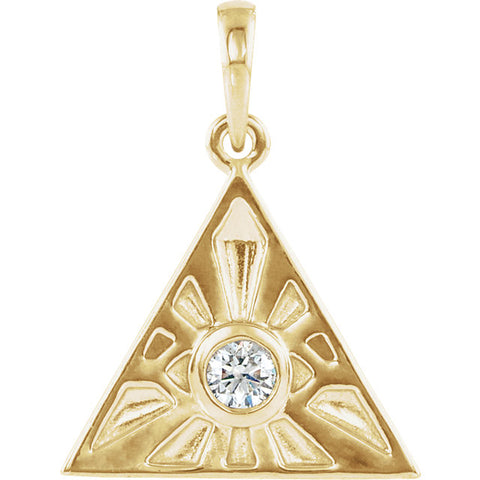 Eye of Providence Necklace or Pendant