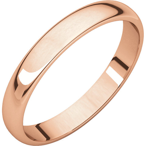 Half Round Light Band