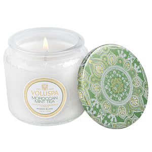 Moroccan Mint Petite Jar Candle