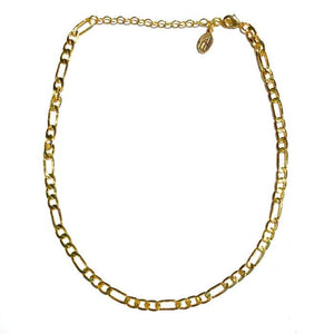 HARLEY GOLD CHOKER 16 INCHES