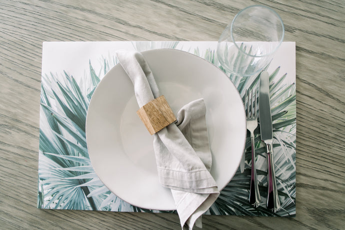 PAPER PLACEMAT PADS