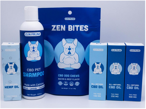 What CBD Products Are Good for Pets?