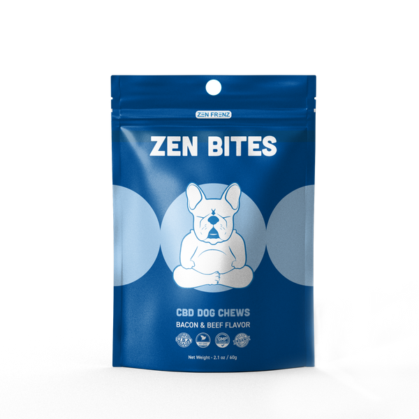 Zen Bites - Bacon & Beef for Dogs & Cats