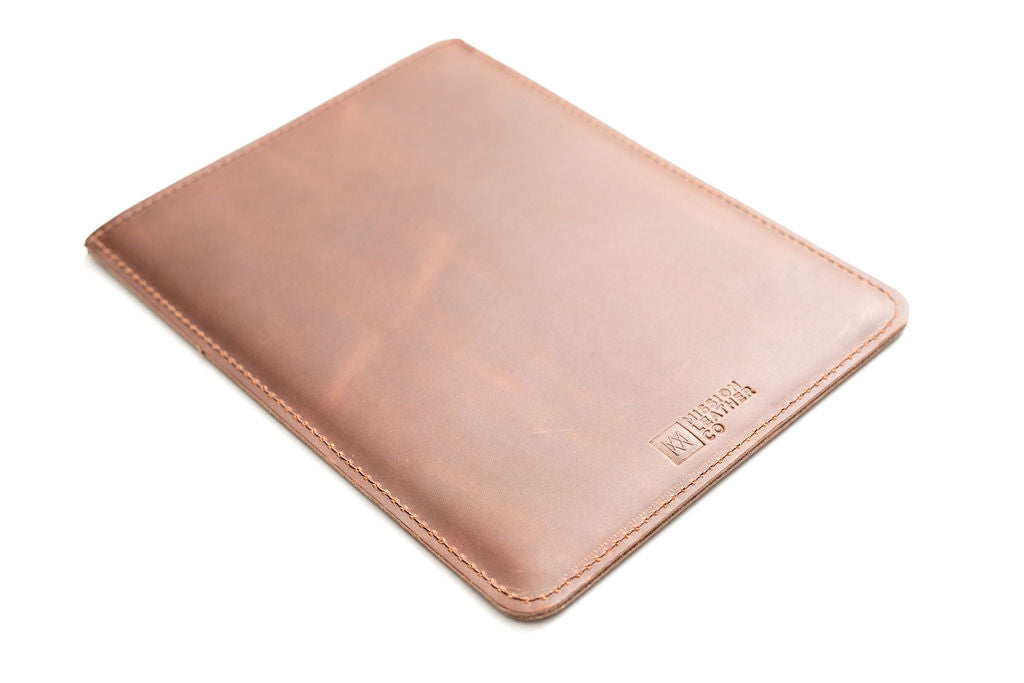 Leather MacBook Air Sleeve, or something else?