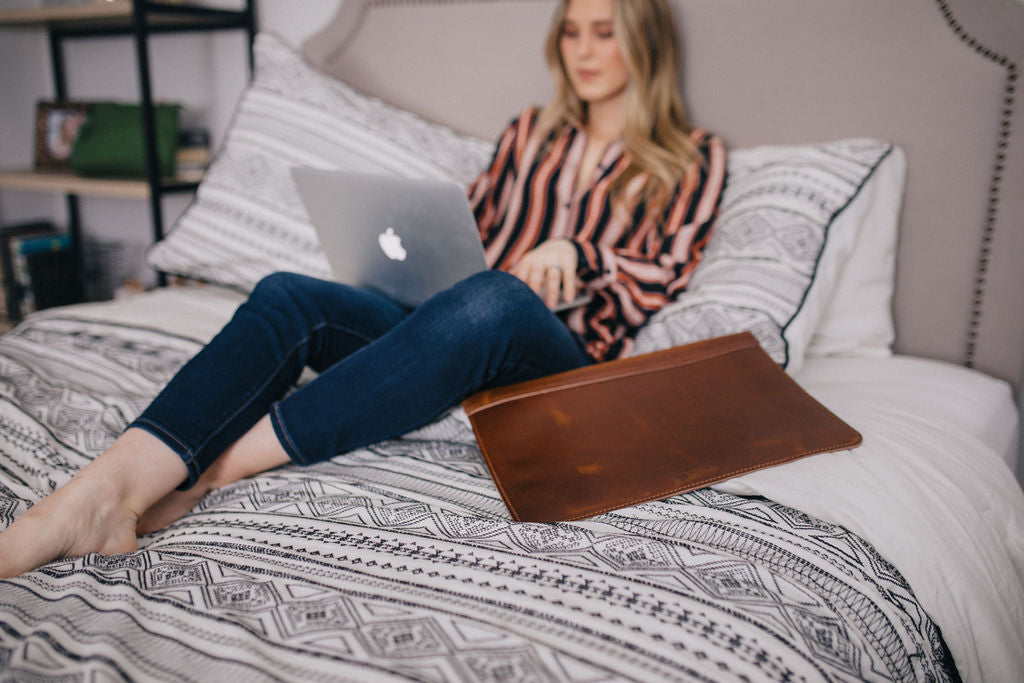 Reasons Why You Need A Leather MacBook Case