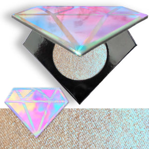 Shine Bright Highlighter - IRIDESCENT HOLO - Love Luxe Beauty