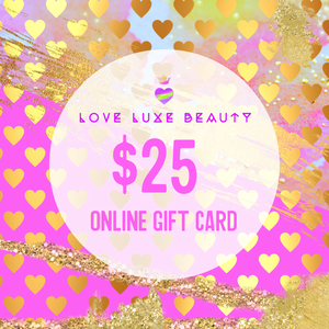 LOVE LUXE Gift Card